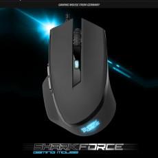 Shark Force 블랙 마우스