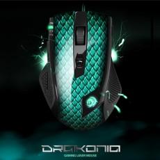 SHARKOON 드라코니아 게이밍 마우스(Green)