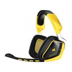 커세어 VOID RGB 무선 헤드셋 옐로우