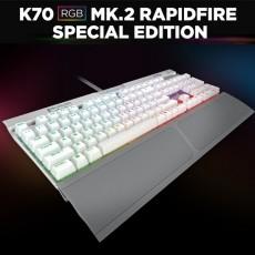 커세어 K70 RGB MK2 RAPIDFIRE(스피드축) 영문(스페셜에디션)