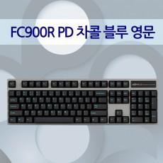 FC900R PD 차콜 블루 영문 리니어흑축